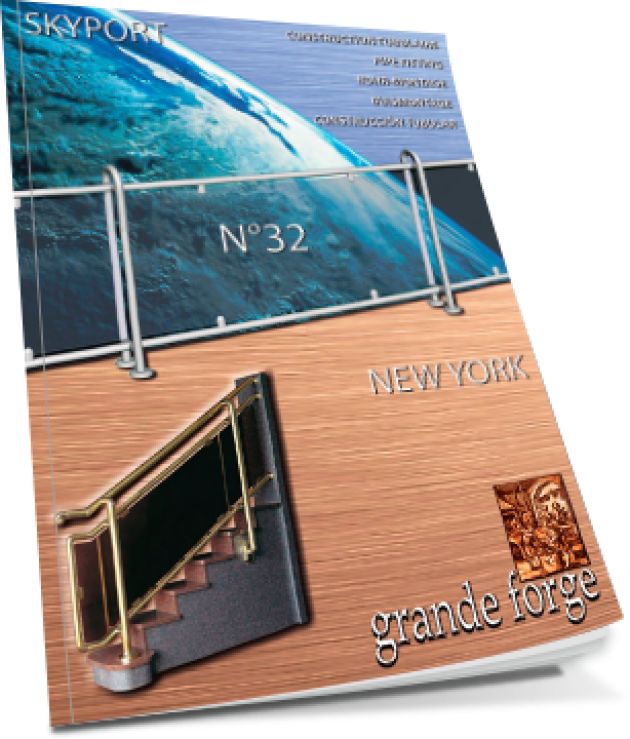 Catalogue n°32 Skyport New-York / EN, DE, NL, ES