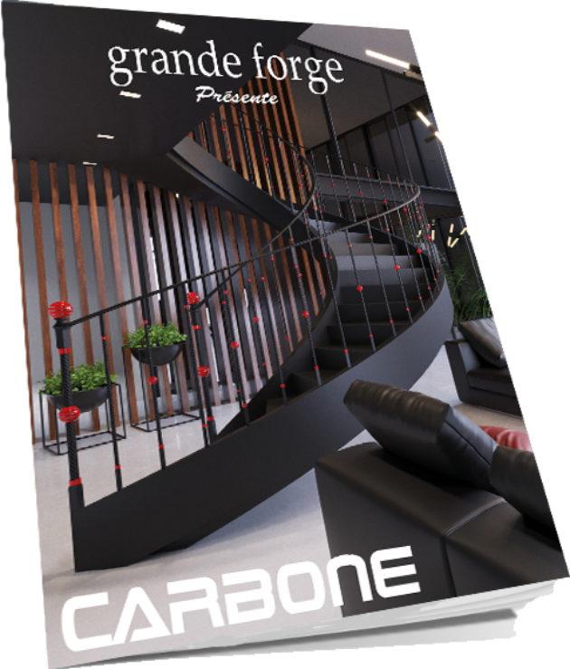 Die Carbon Broschüre – die neue GRANDE FORGE Kollektion